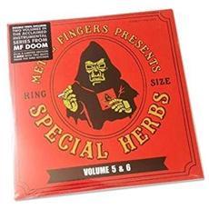 "Mf Doom - Special Herbs Volumes 5& 6 (2 Lp+7"")"