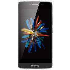 "Neffos C5 Grigio 16 GB 4G/LTE Dual Sim Display 5"" HD Slot Micro SD Fotocamera 8 Mpx Android Italia"