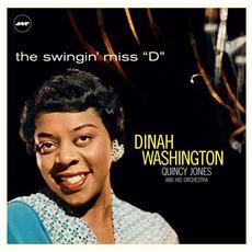 Dinah Washington - Swingin' Miss D