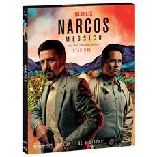 Narcos: Messico - Stagione 01 (3 Blu-Ray) - Disponibile dal 20/11/2019