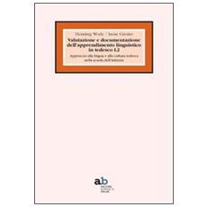 Valutazione e documentazione dell'apprendimento linguistico in tedesco L2