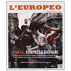 L'europeo (2011) . Vol. 6