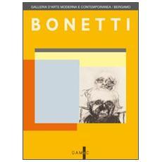 Gianfranco Bonetti. Incisioni. La donazione