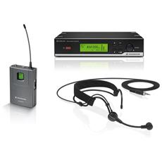 Sistema per Presentatori Radiomicrofono Trasmettitore Wireless