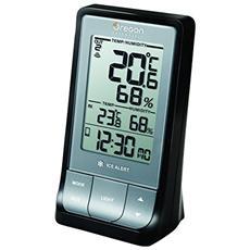 Orologio con Sensore Termoigrometro Remoto Senza Fili Incluso e Connessione Bluetooth - RAR213HG - Oregon Scientific