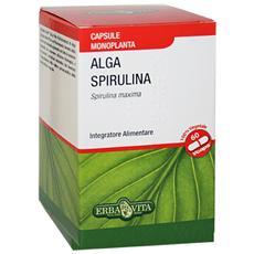 Erbavita Alga Spirulina 60vcaps