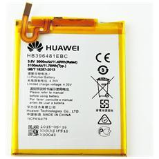 Batteria Ricambio Sostituzione Huawei Honor 5x Honor 6 Lte Hb396481ebc
