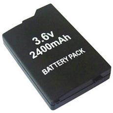Psp 2000 / 3000 Batteria 2400mah