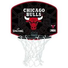 Nba Team Micro Mini Backboard Set - Chicago Bulls Backboard Set