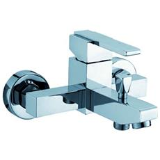 Miscelatore Monocomando Vasca Cromo Serie Newton Art. hy4204c