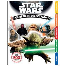 Star Wars. Gamefiles collection. Con adesivi
