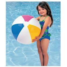 Pallone a Spicchi da Spiaggia 61 cm