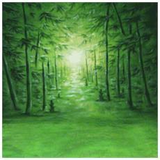 pro Stoffa sfondo Bamboo, 3x6m - Europa