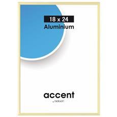 Nielsen Accent 18x24 aluminio oro 53421