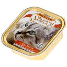 Cibo per gatti Cat con Salmone 100 gr