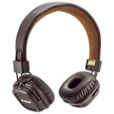 Cuffie Bluetooth Major II Colore Marrone