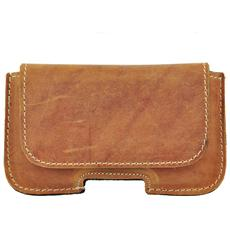 Holster Forcell - Pelle 200a - Modello 1- (samsung I9300 Galaxy S3 / i9500 Galaxy S4 / iphone 6 / s4 / galaxy A3) Brown