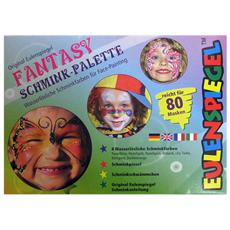 Set Trucco Palette Fantasia 208045