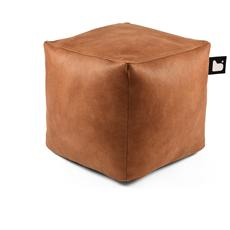 Pouf Indoor B-box Indoor Tan