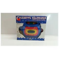 Registratore Di Cassette - Registra, Riascolta E Canta Le Tue Canzoni