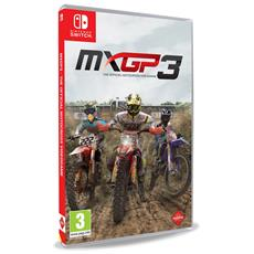 Switch - MXGP3: The Official Motocross Videogame