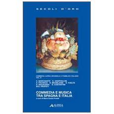 Commedia e musica tra Spagna e Italia