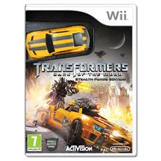 WII - Transformers 3 Stealth Force Edition bundle