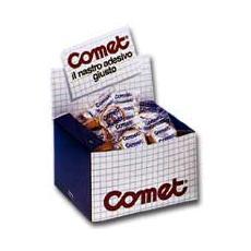 confezione da 40 pezzi - nastro adesivo 10mtx19mm cello 64-160 comet