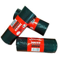 Buste per la spazzatura sacchi per raccolta immondizia confezione da 50 pz