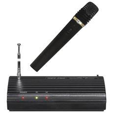 Radiomicrofono Vhf 2 Microfoni