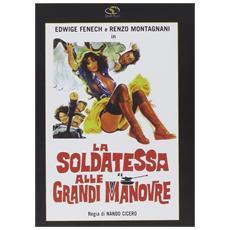 Dvd Soldatessa Alle Grandi Manovre (la)