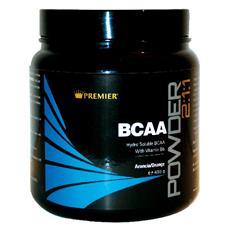 B. c. a. a. powder 200 g arancia