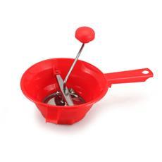 Passaverdura 2 Dischi Colore Rosso 20 cm