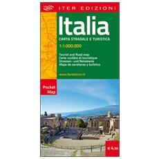 Italia. Pocket map 1:1.000.000