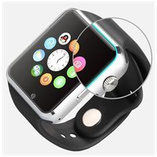 Smartwatch A1 Display 1.56'' 64GB Bluetooth Nero / Grigio - Italia