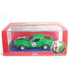 7081 Alfa Romeo Montreal N. 34 Nurb. '73 1:43 Modellino