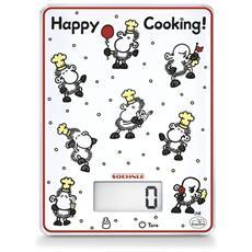 Bilancia Cucina HAPPY COOK. 5Kg / 1g -66303