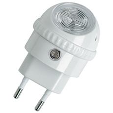Lunetta LED, Bianco, ABS sintetico