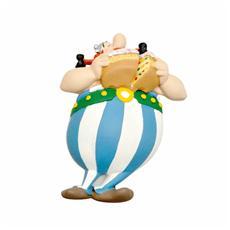 70021 - Asterix - Calamita Obelix Con La Torta