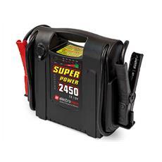 Avviatore Booster Professionale 12V 700A Electromem super power 2450 autofficine Carrozzerie Elettrauto