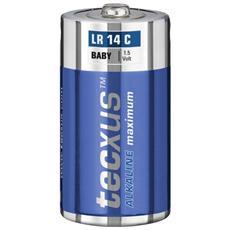 C LR14 Alkaline, Alcalino, Cilindrico, 1,5V, 5 cm, 2,58 cm
