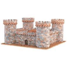 40901 Castello Medievale 1 Kit Di Montaggio 1/50 Modellino