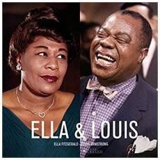 Ella Fitzgerald & Louis Armstrong - Ella & Louis (180gr)