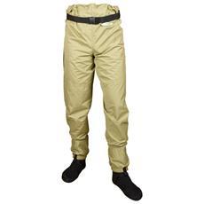 Pantalone Waders First M Verde