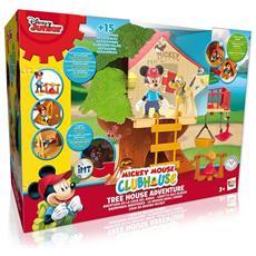 Mickey Mouse Club House - Casetta Sull'albero