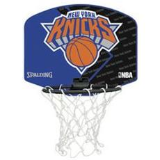 2013 Nba Team Micro Mini Backboard Set- New York Knicks Backboard Set