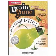 Linguistica. Brain game. CD-ROM