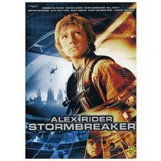 Dvd Alex Rider - Stormbreaker