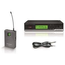 Kit RadioMicrofono Wireless Body Pack