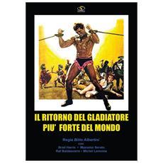 Dvd Ritorno Del Gladiatore Piu' For. (il)